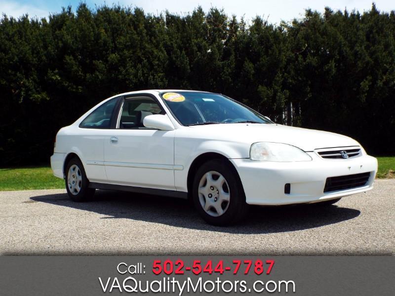 1999 Honda Civic EX coupe