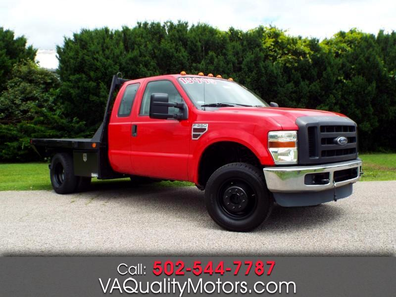 Ford F-350 SD FX4 SuperCab Long Bed DRW 2008