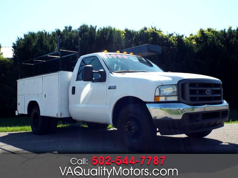 Ford F-350 SD XL 2WD DRW 2004