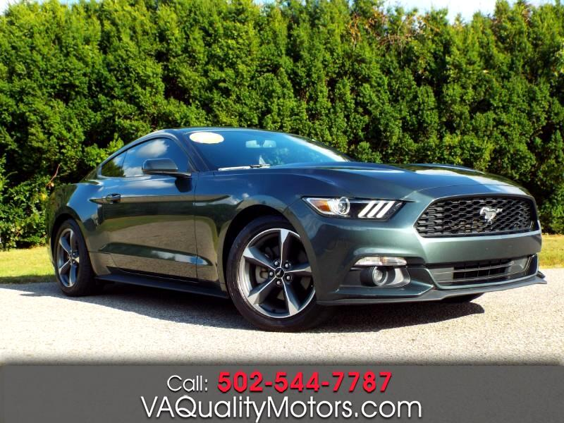 2015 Ford Mustang V6 Coupe