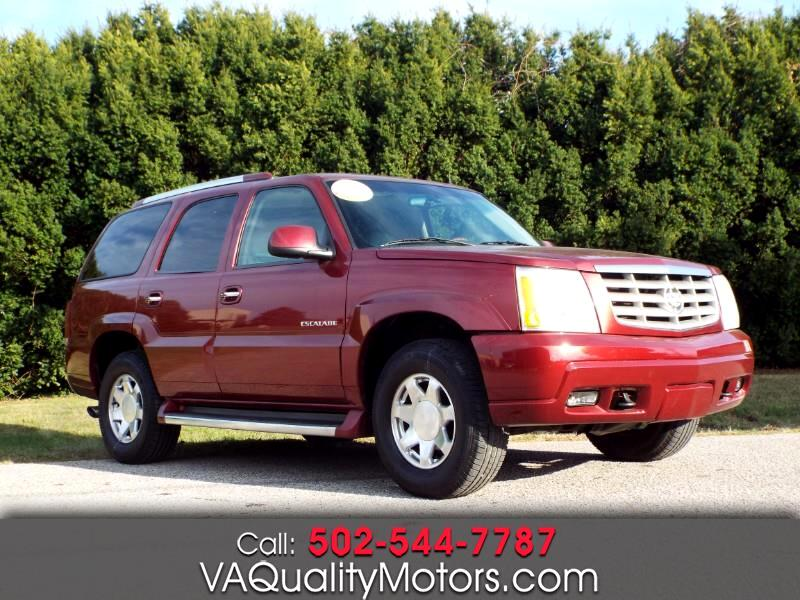 Cadillac Escalade AWD 2002