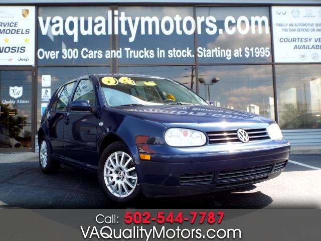 2004 Volkswagen Golf GLS 2.0