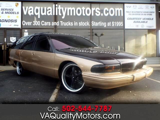Buick Roadmaster Wagon Estate 1994