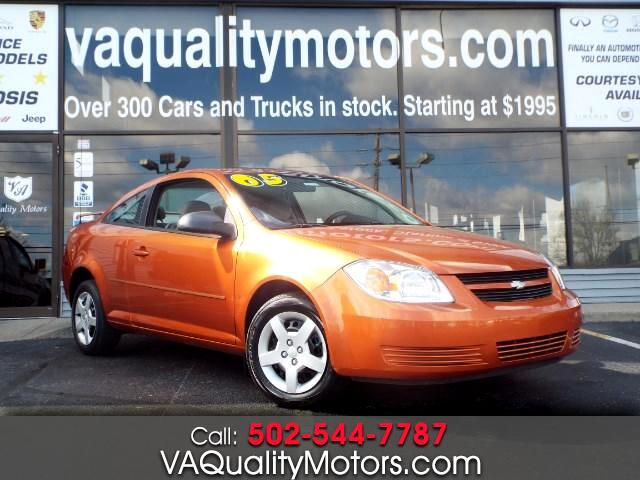 2005 Chevrolet Cobalt Coupe