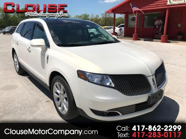 2013 Lincoln MKT 3.7L FWD