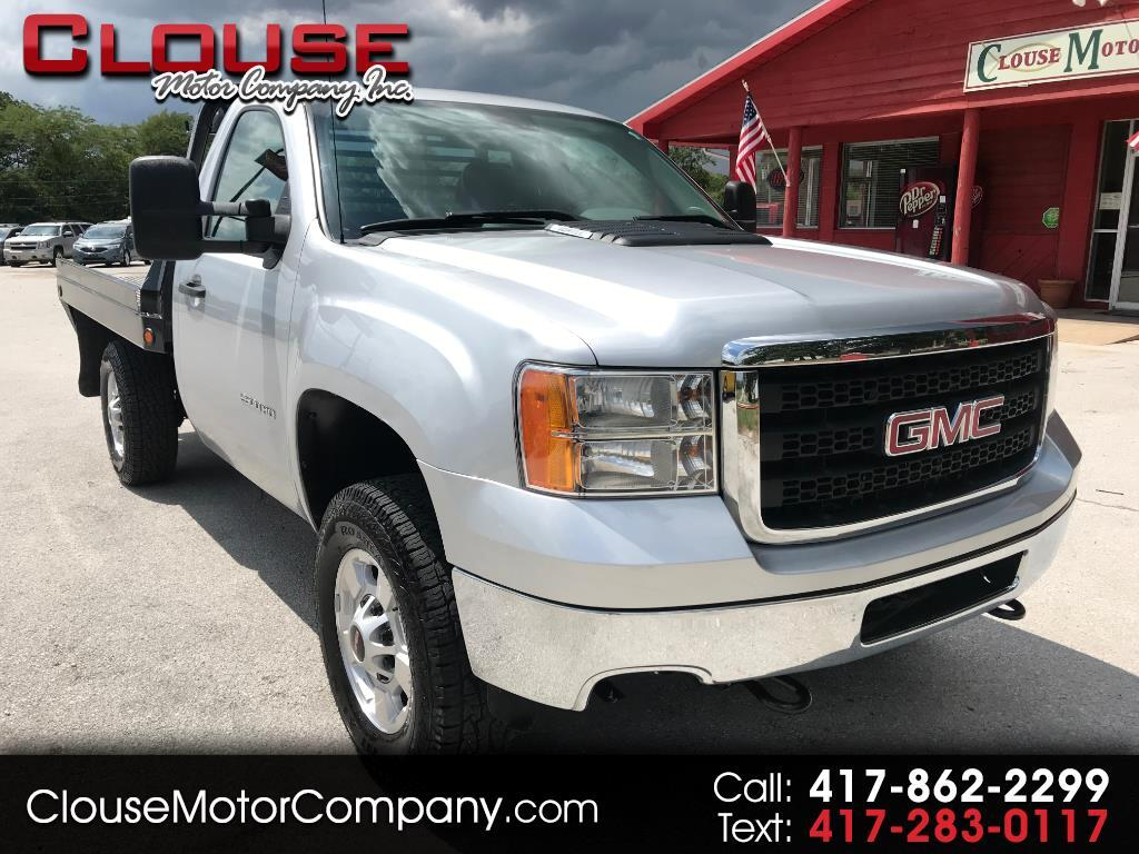 2013 GMC Sierra 2500HD SLE Long Box 4WD