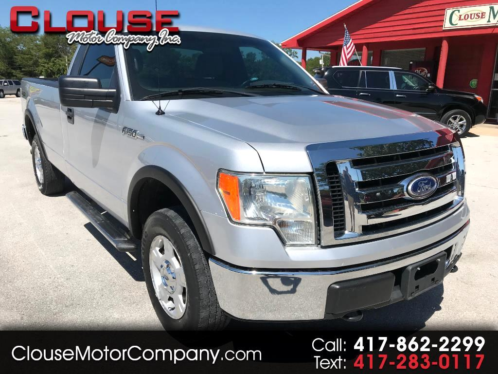 2010 Ford F-150 XLT Regular Cab 4WD