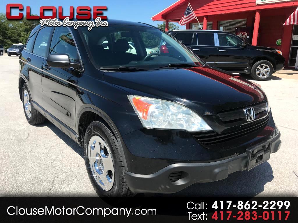 2009 Honda CR-V LX FWD