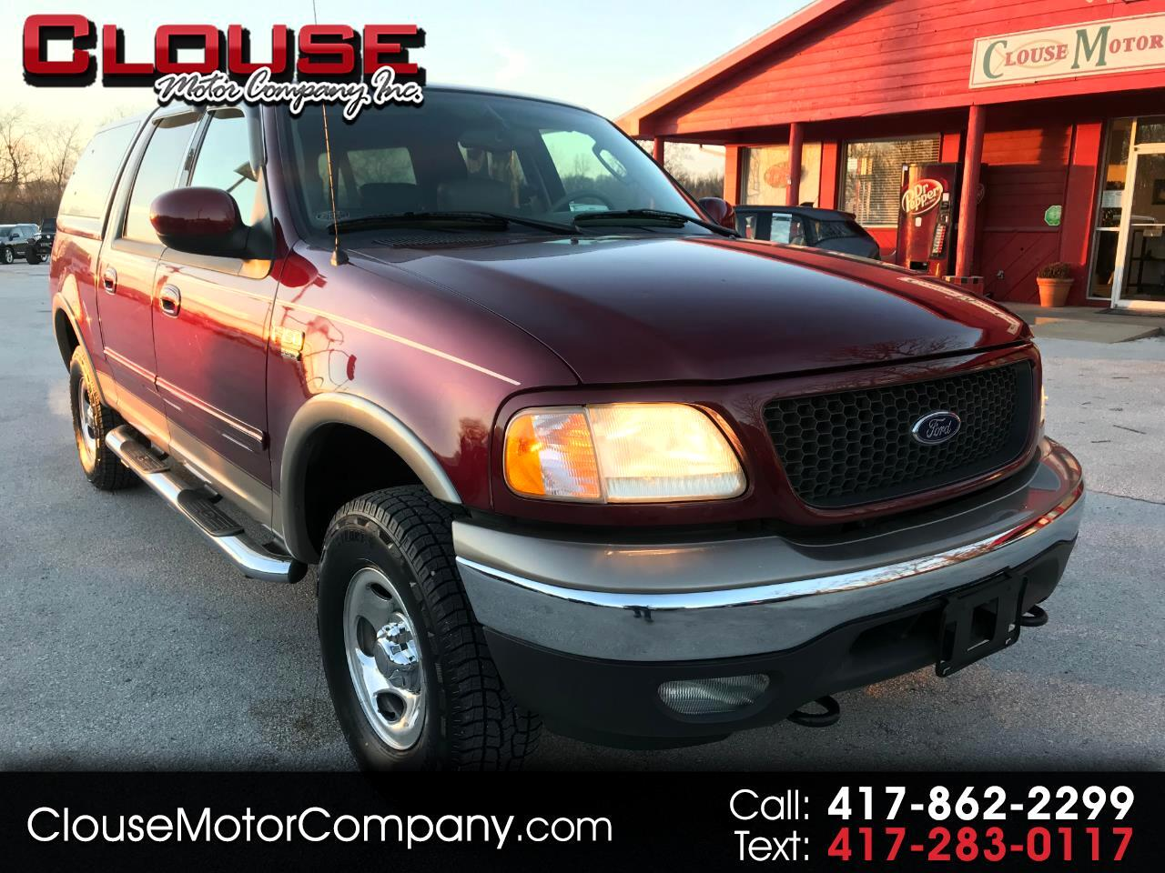 2003 Ford F-150 SuperCrew 139
