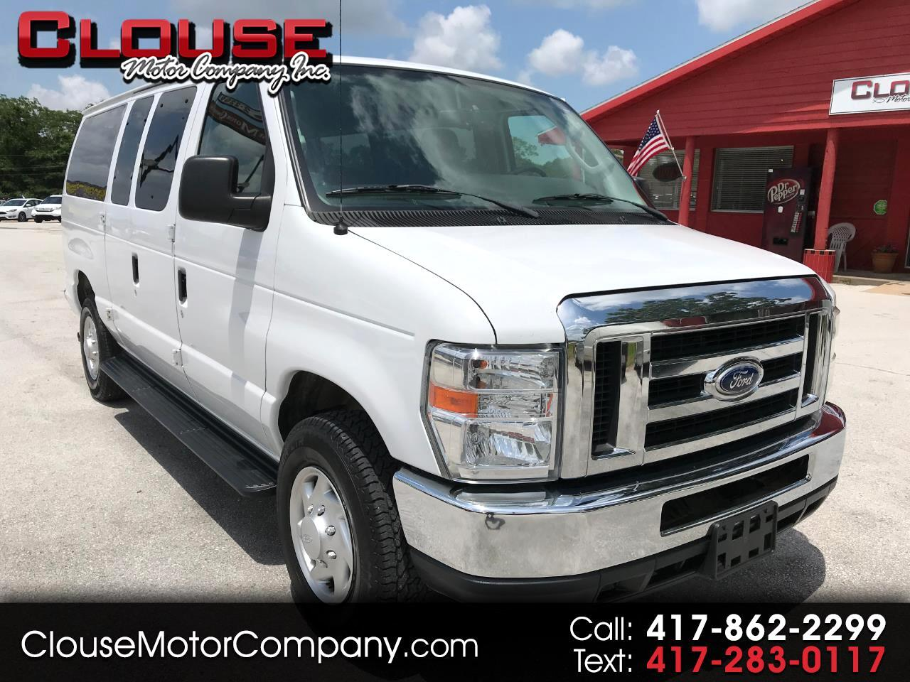 2014 Ford Econoline Wagon E-350 Super Duty XLT