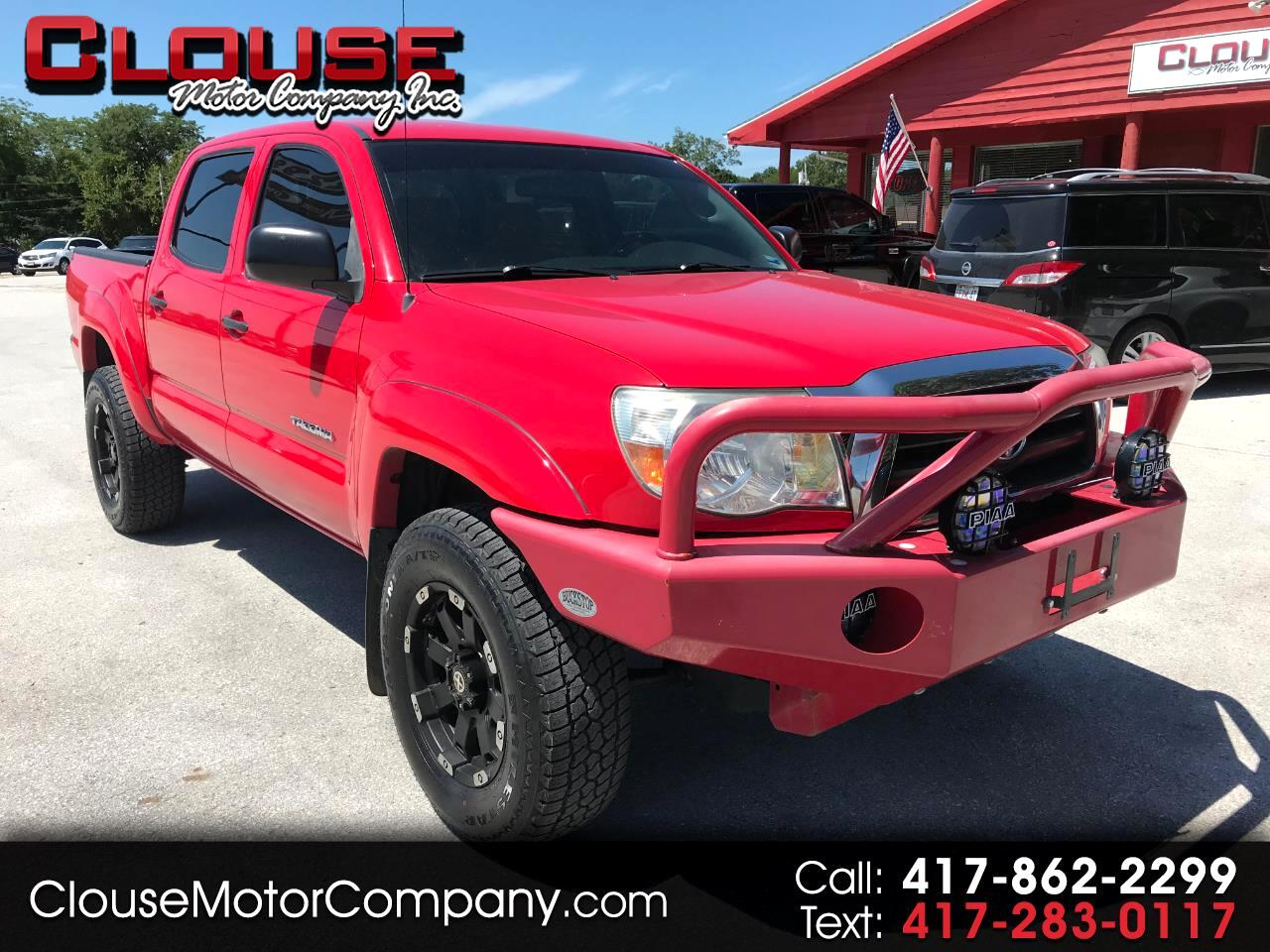 2007 Toyota Tacoma 2WD Double 128 V6 AT PreRunner Natl