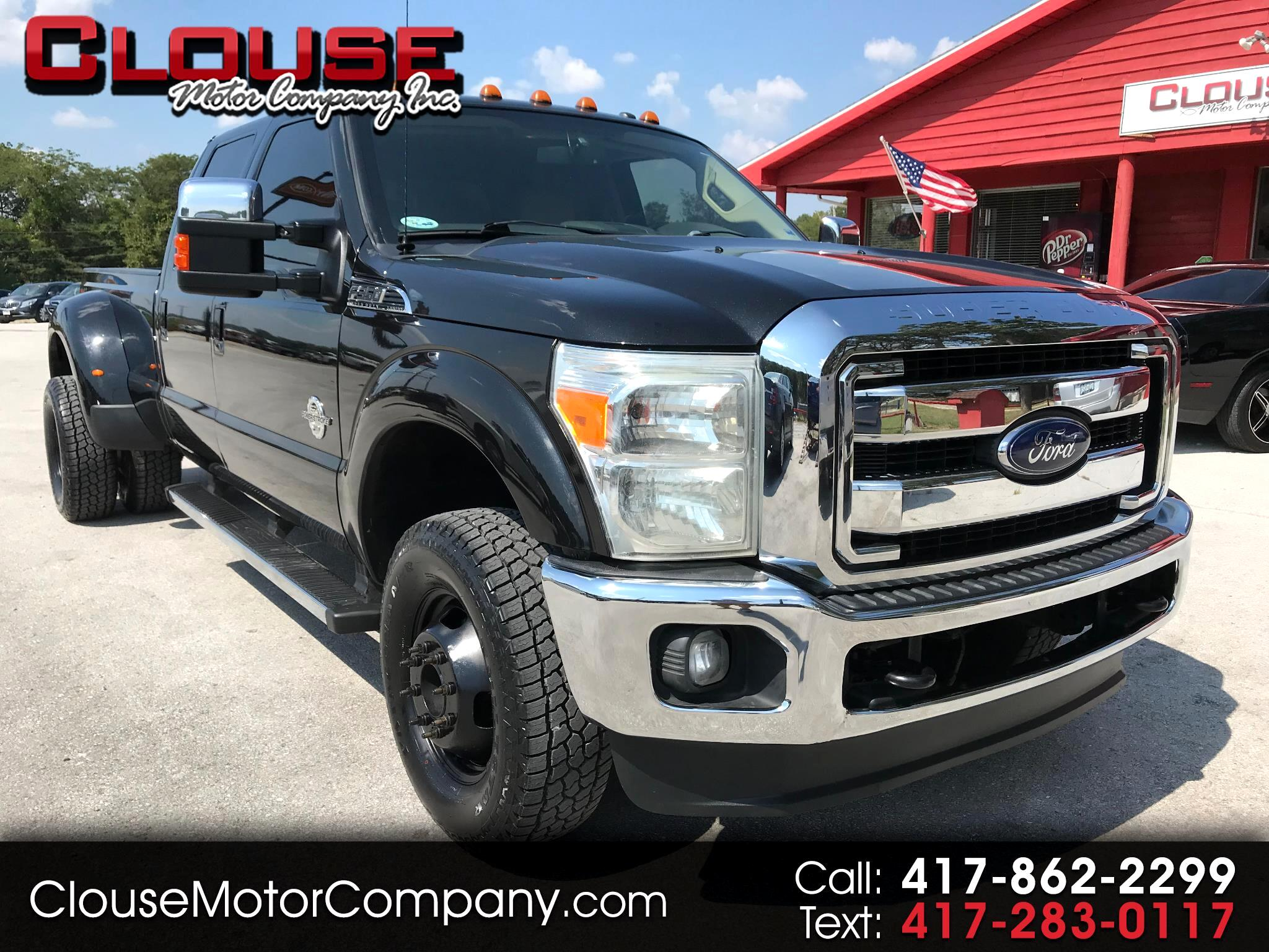 2014 Ford Super Duty F-350 DRW 4WD Crew Cab 172