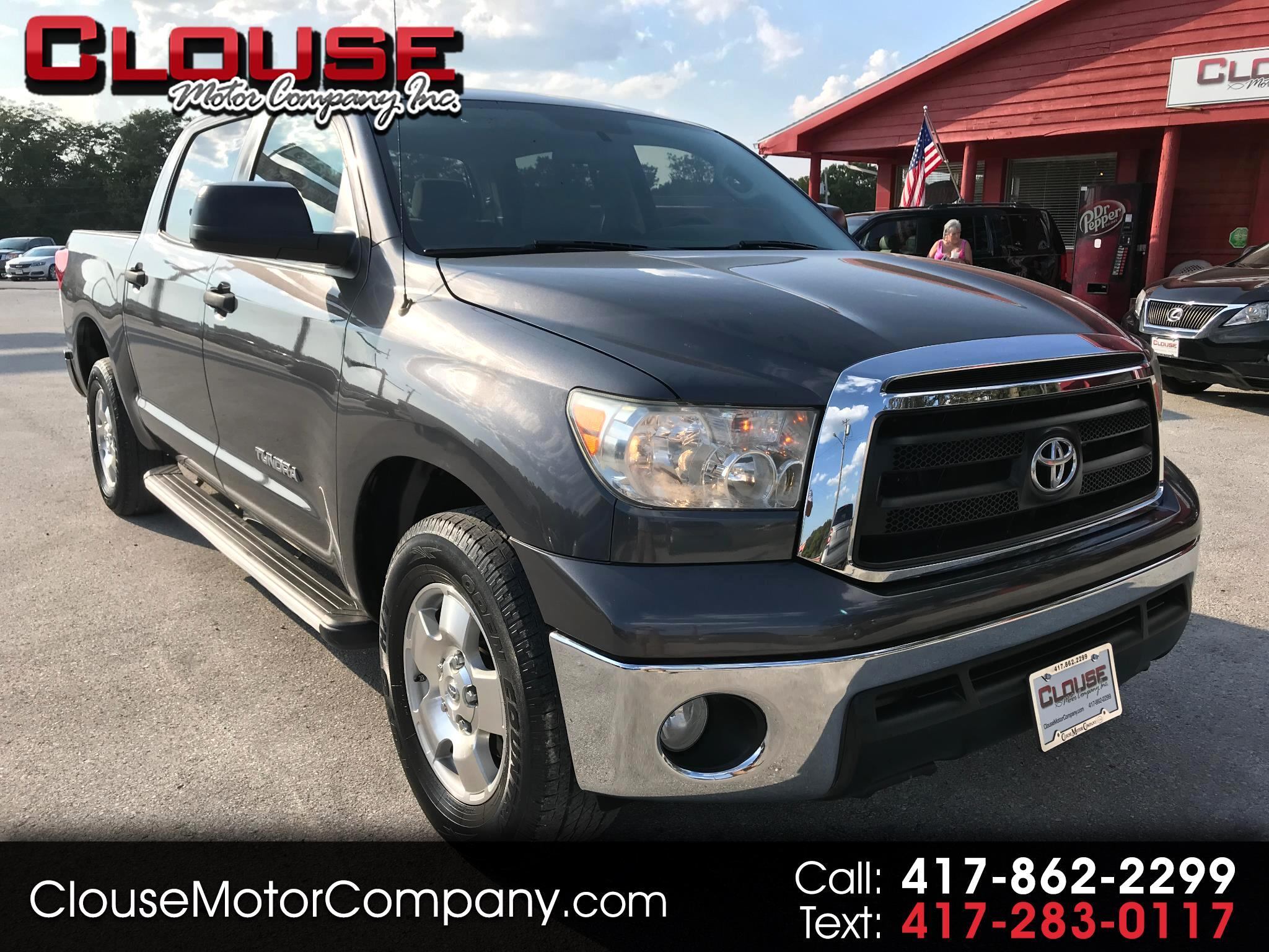 Toyota Tundra 2WD Truck CrewMax 4.6L V8 6-Spd AT  (Natl) 2011