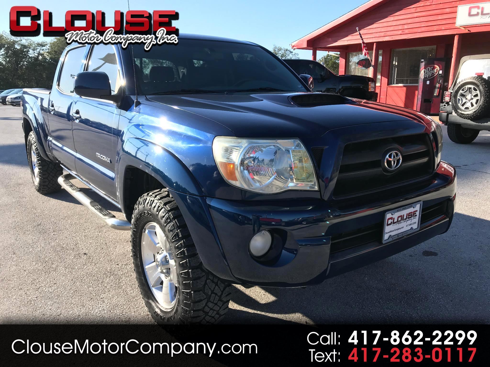 """Toyota Tacoma Double 141"""" Auto 4WD (Natl) 2006"""