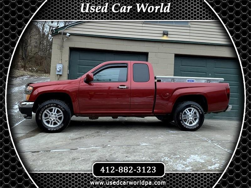 2011 GMC Canyon SLE Ext. Cab 4WD