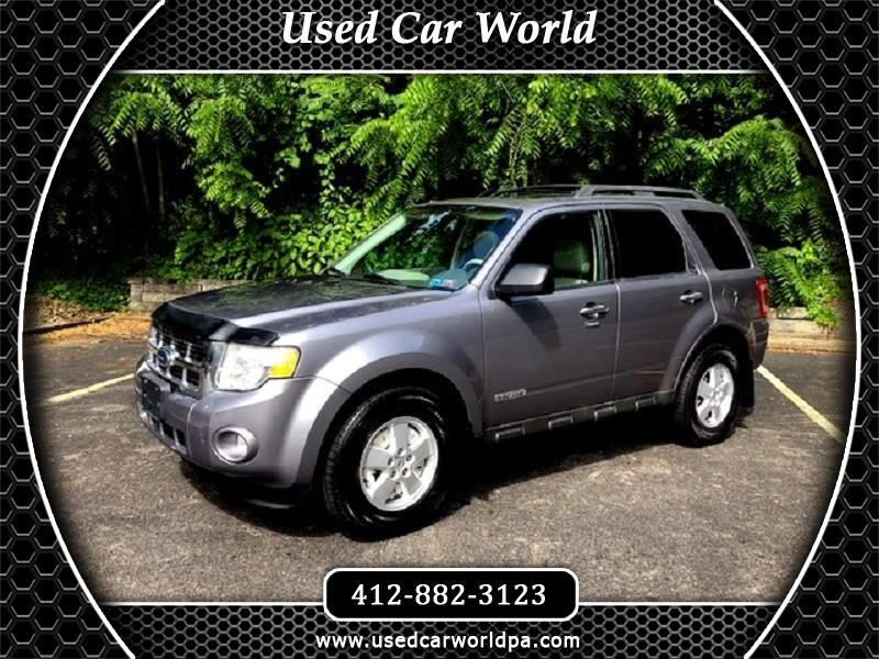 2008 Ford Escape XLT 2WD I4