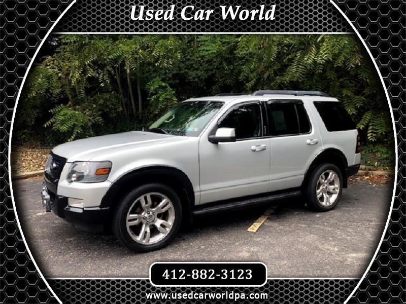 2010 Ford Explorer XLT 4.0L AWD