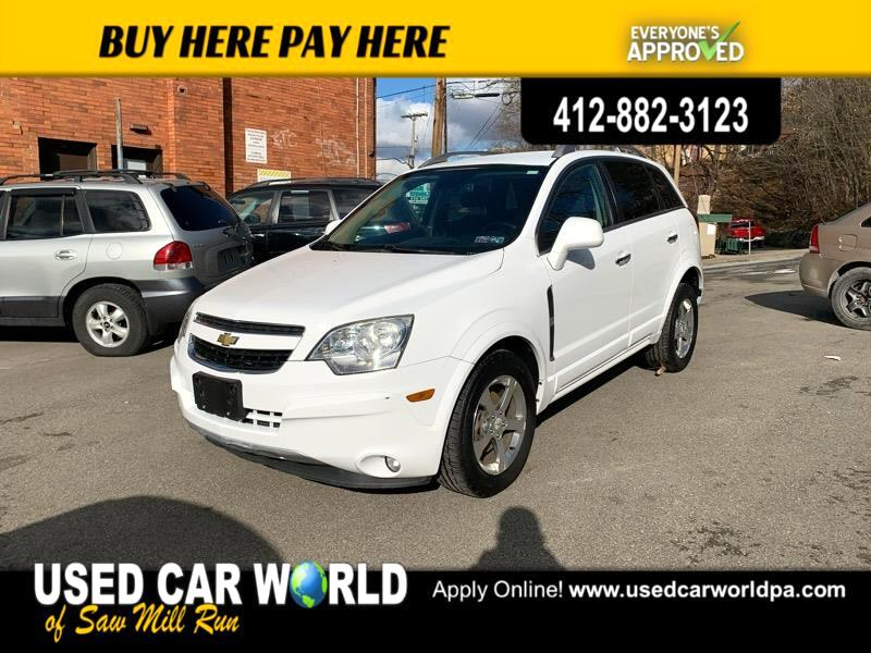 Chevrolet CAPTIVA LT  2013