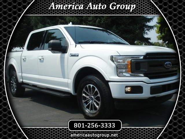 2018 Ford F-150 XLT Sport Supercrew 5.5-ft. Bed 4WD