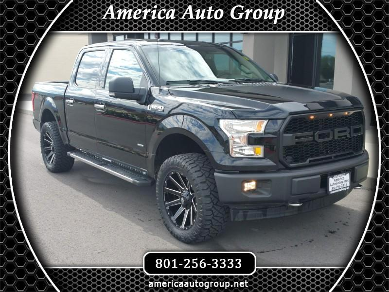 2017 Ford F-150 XLT AAG RAPTOR STYLE SPECIAL EDITION 4WD