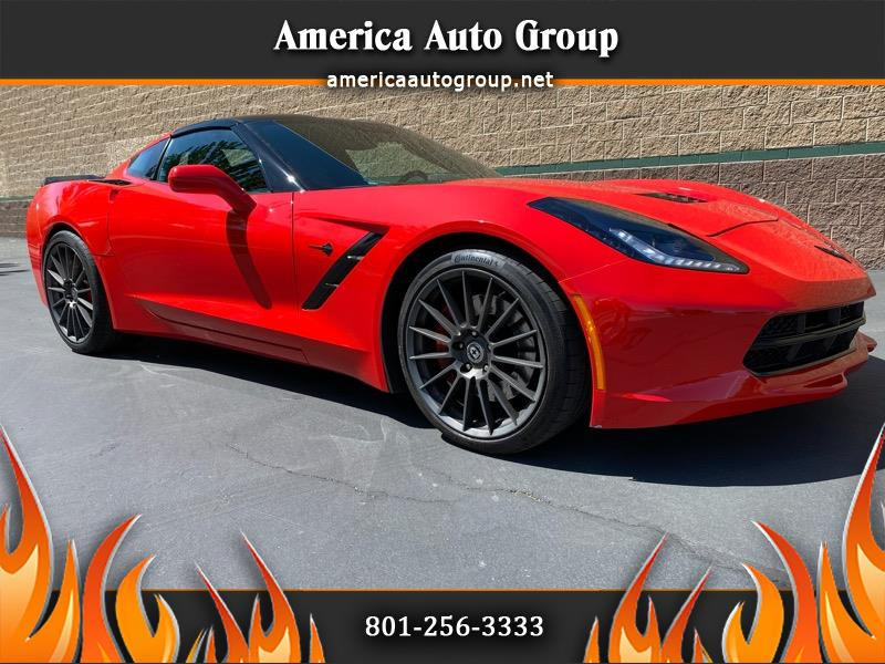 Chevrolet Corvette Z51 2LT Coupe Automatic 2015
