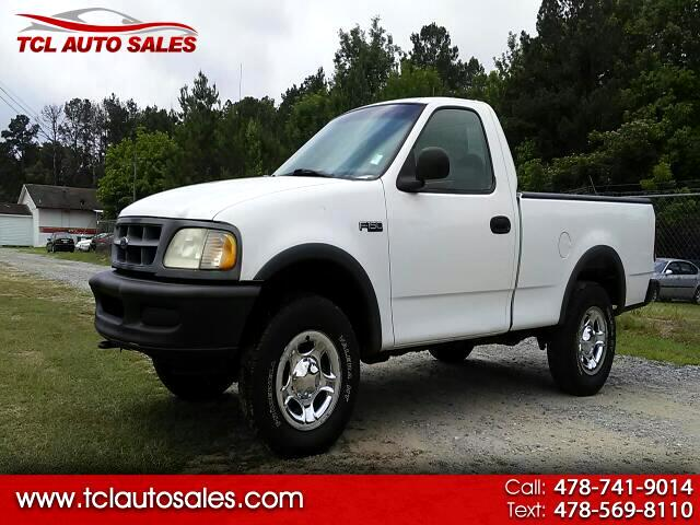 1998 Ford F-150 Lariat Reg. Cab Short Bed 4WD