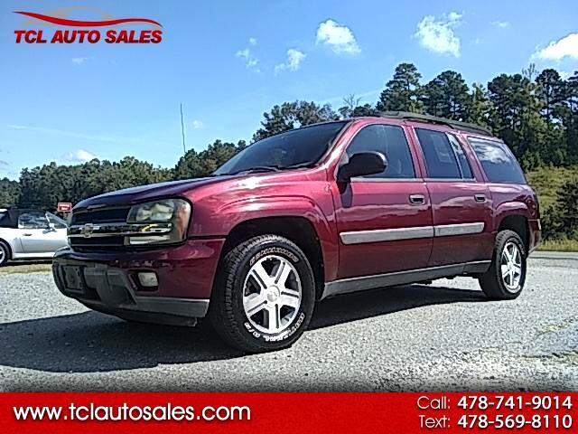 2005 Chevrolet TrailBlazer EXT LS 2WD