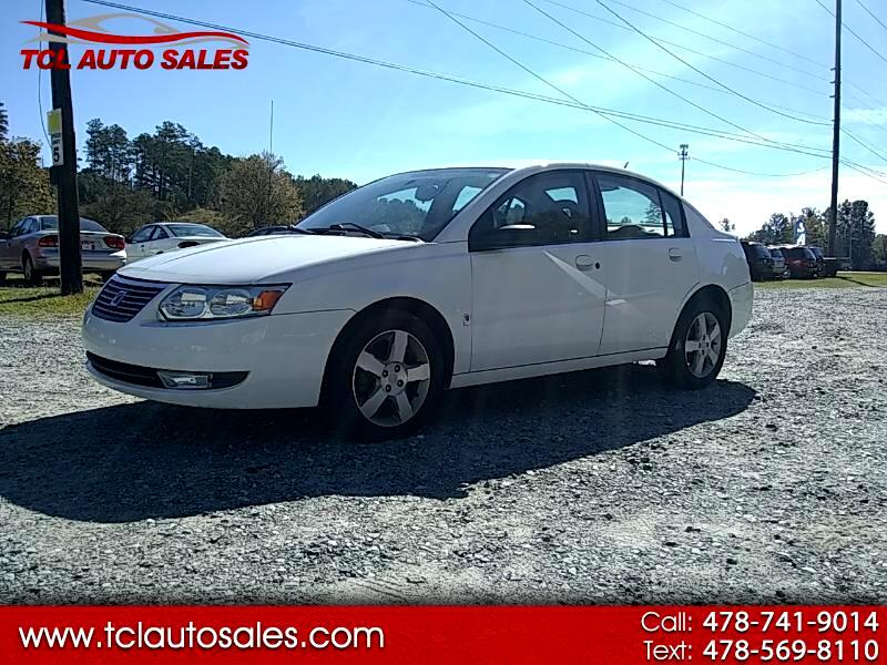 2007 Saturn ION ION 2 4dr Sdn Auto