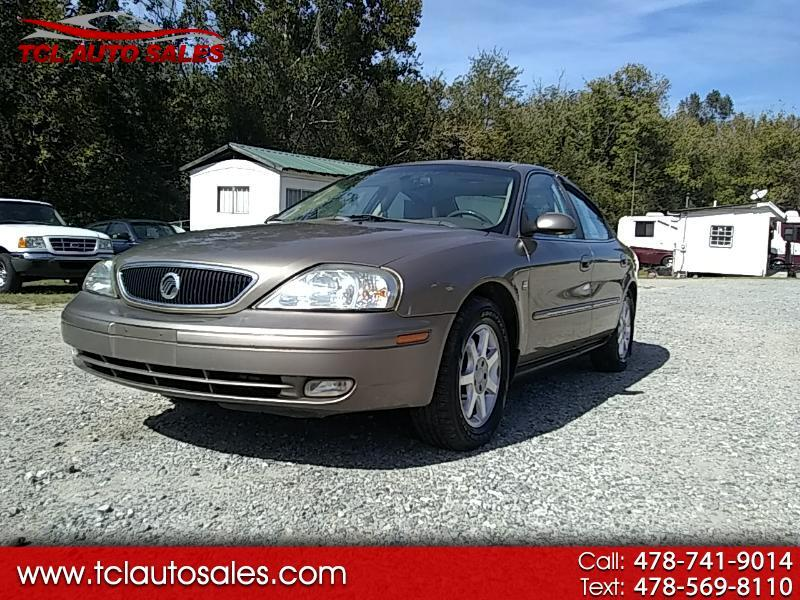 2002 Mercury Sable LS Premium
