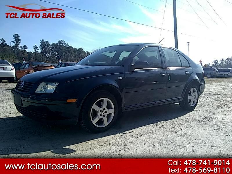 2001 Volkswagen Jetta GL 2.0