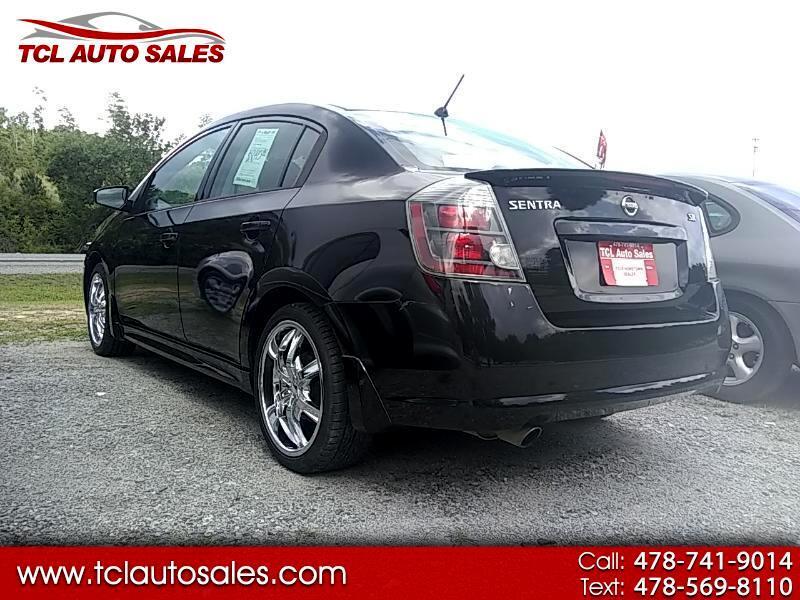 2010 Nissan Sentra 1.8