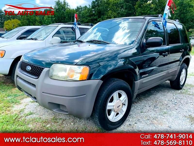 2002 Ford Escape XLS V6 Choice 2WD