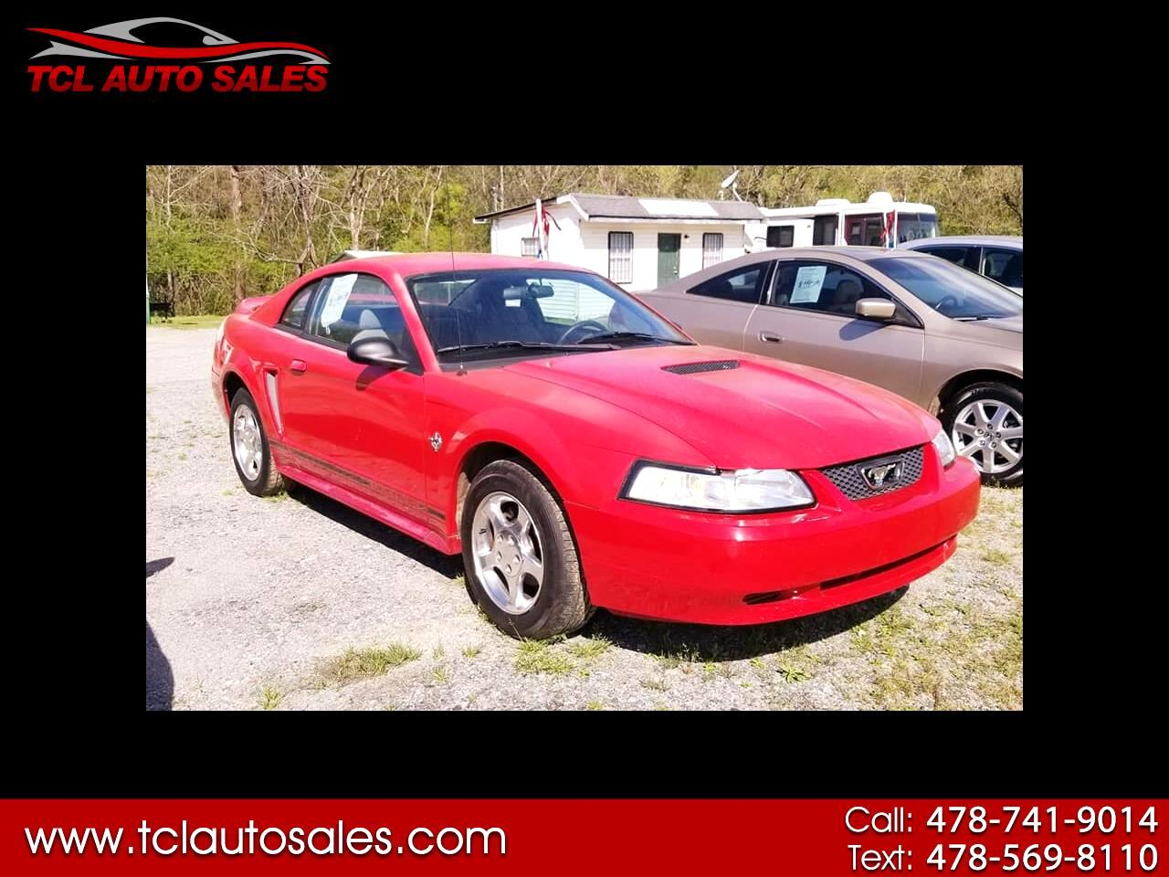 Ford Mustang Coupe 1999