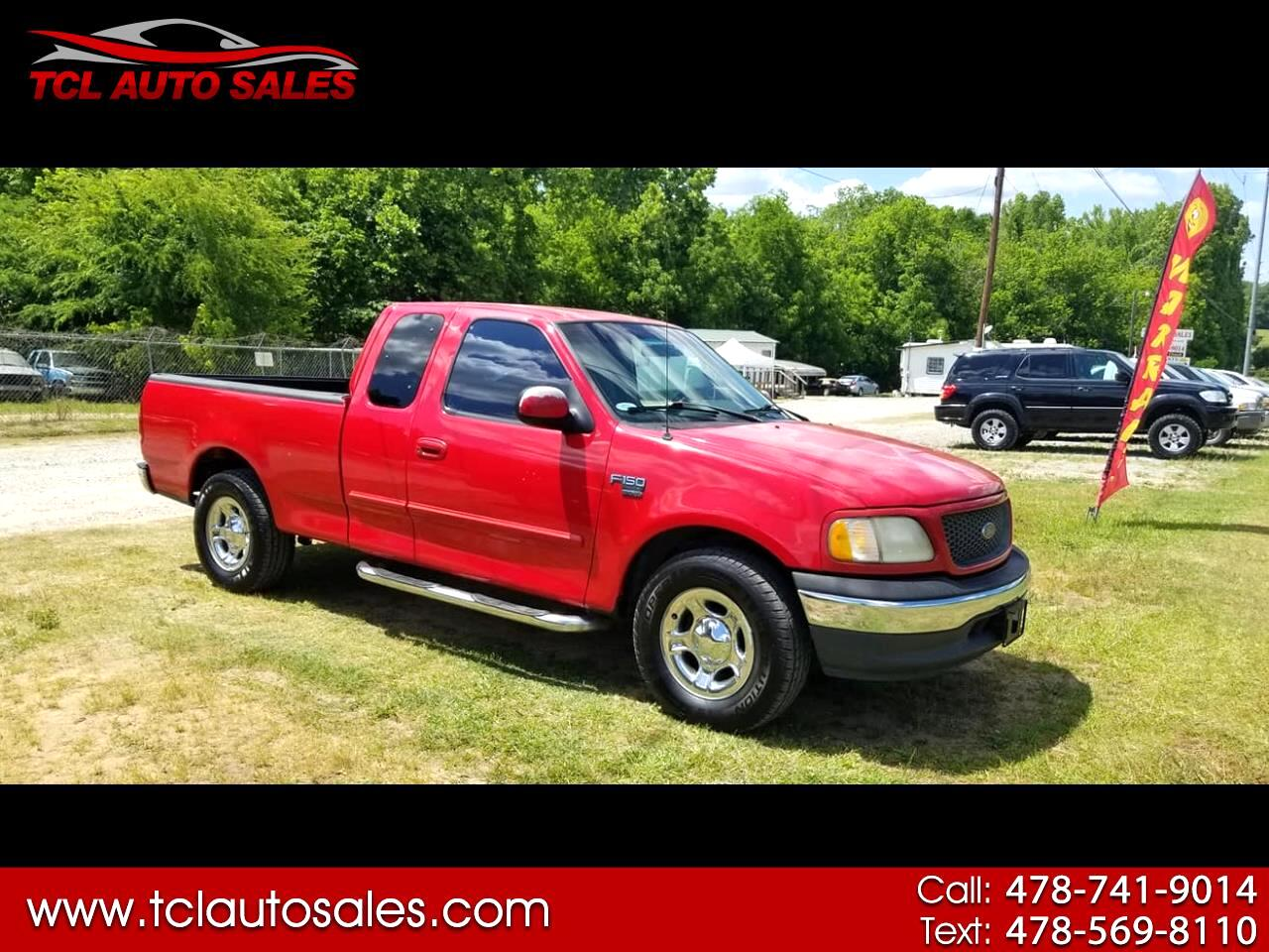 Ford F-150 Lariat SuperCab Short Bed 2WD 2000
