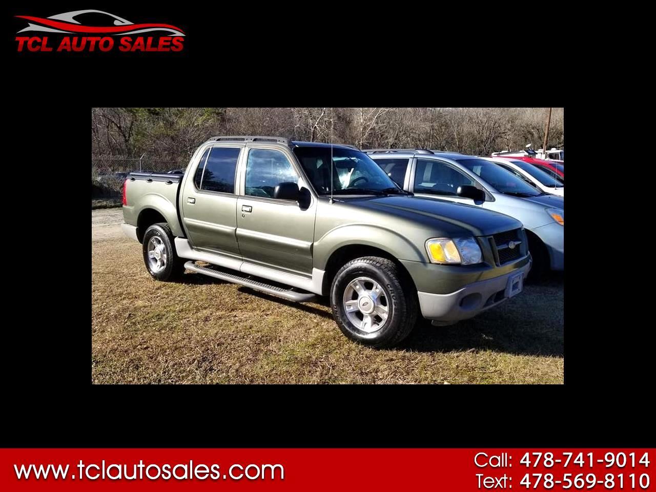 Ford Explorer Sport Trac XLS 2WD 2003