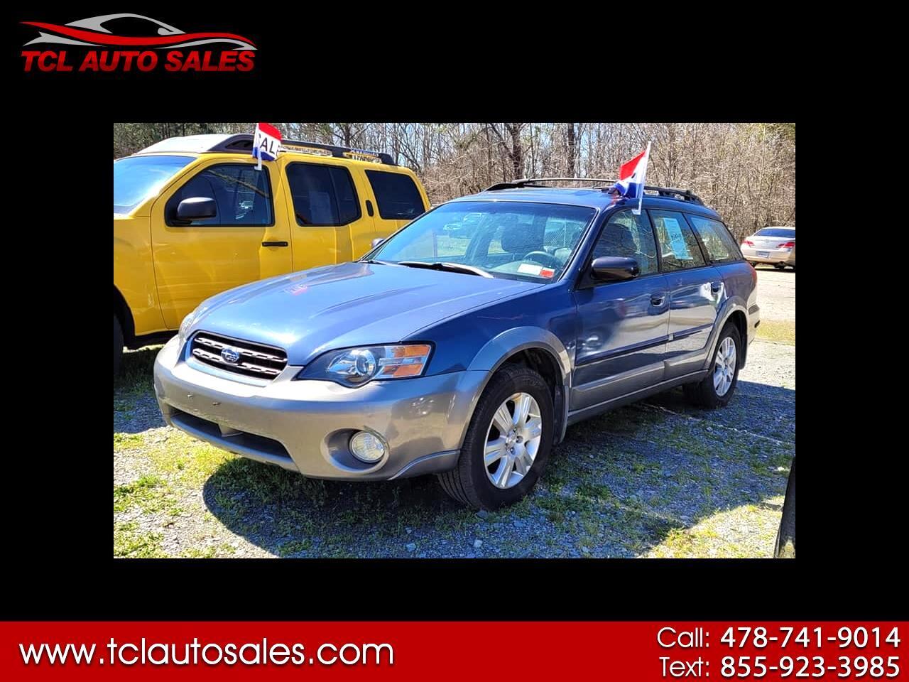 Subaru Outback 2.5i Limited Wagon 2005