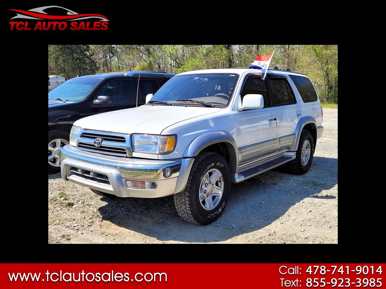 Toyota 4Runner Limited 2WD 1999