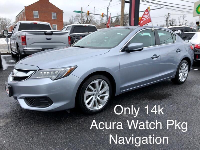2016 Acura ILX Technology pkg w/ Acurawatch pkg