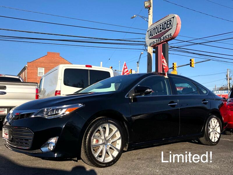2014 Toyota Avalon 4dr Sdn Limited (Natl)