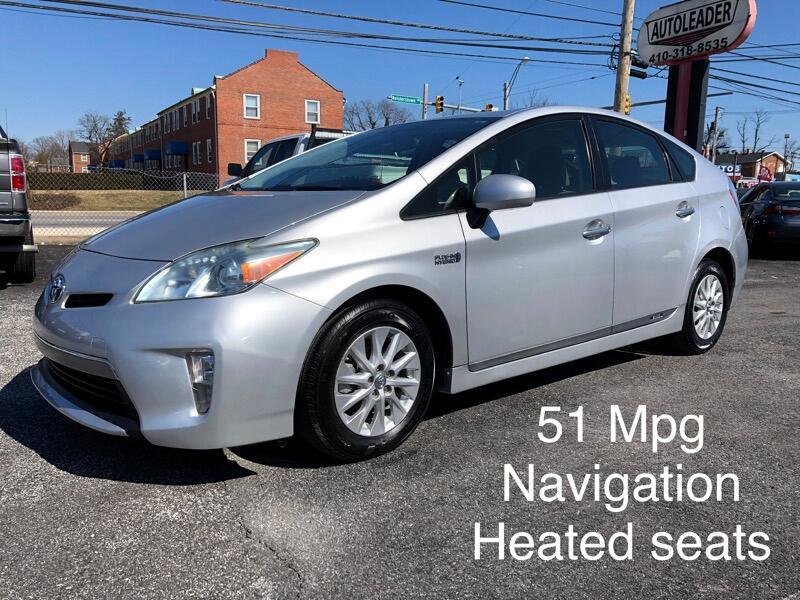 2014 Toyota Prius Plug-In 5dr HB (Natl)
