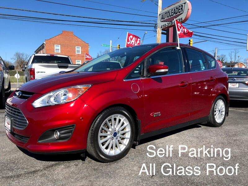 2015 Ford C-Max Energi SEL WITH SELF PARKING & GLASS ROOF