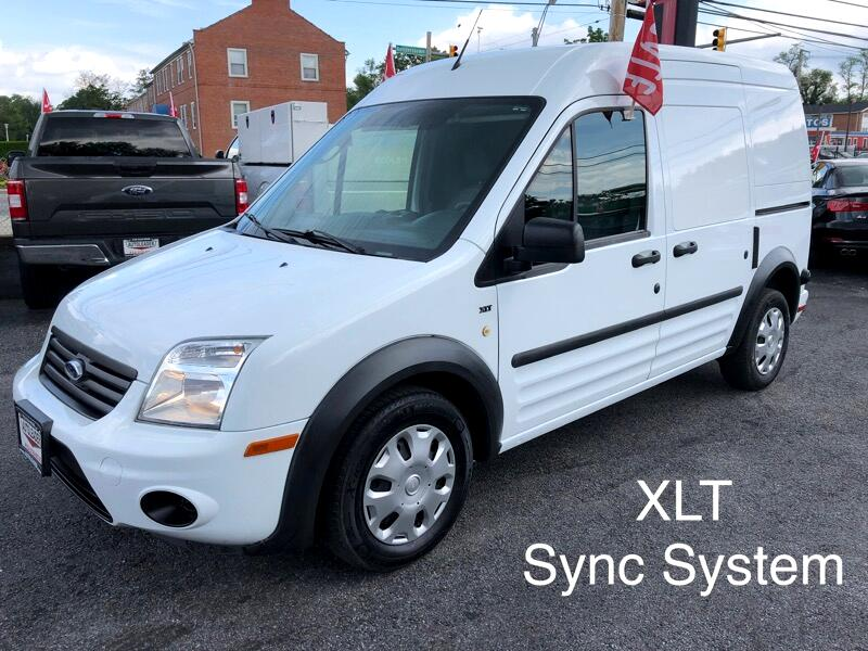 """2013 Ford Transit Connect 114.6"""" XLT w/o side or rear door glass"""