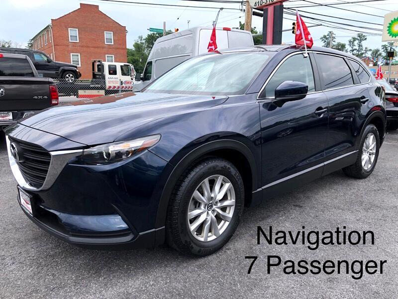 2016 Mazda CX-9 7 PASSENGER WITH NAVIGATION
