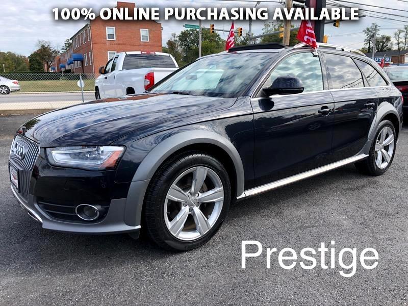 Audi allroad 4dr Wgn Prestige 2015