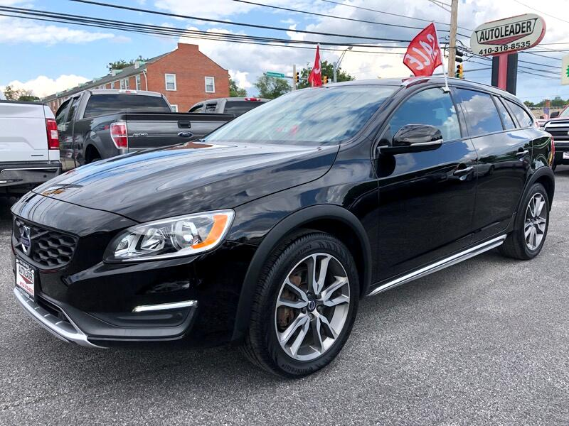 2016 Volvo V60 Cross Country 4dr Wgn T5 AWD