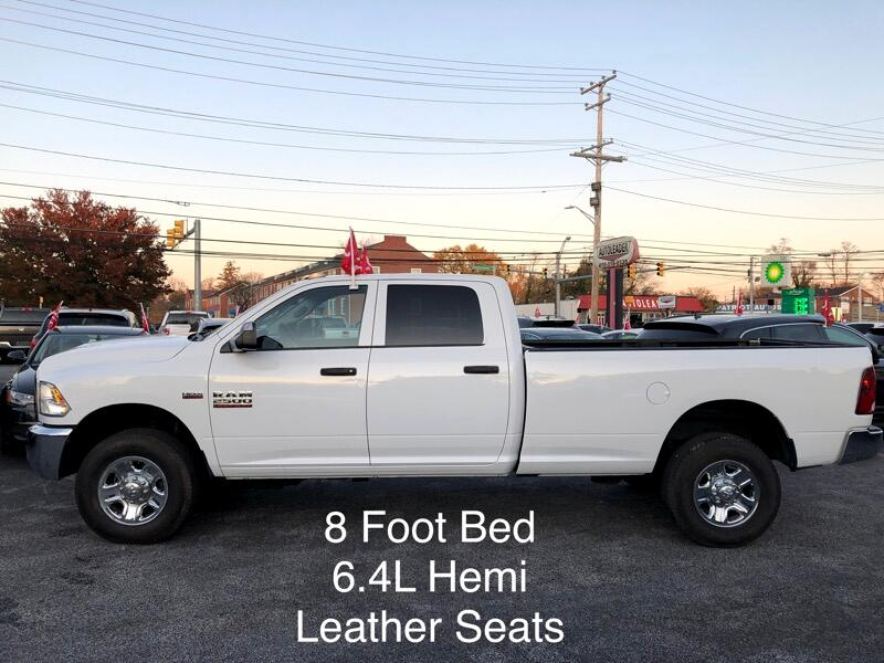 "2015 RAM 2500 4WD Crew Cab 169"" Tradesman"