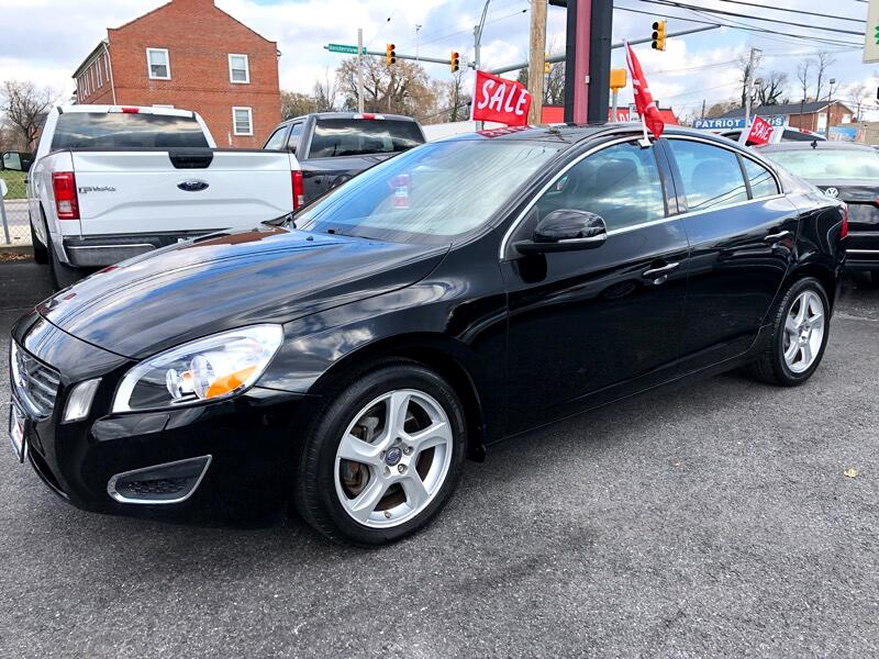 2013 Volvo S60 4dr Sdn T5 FWD