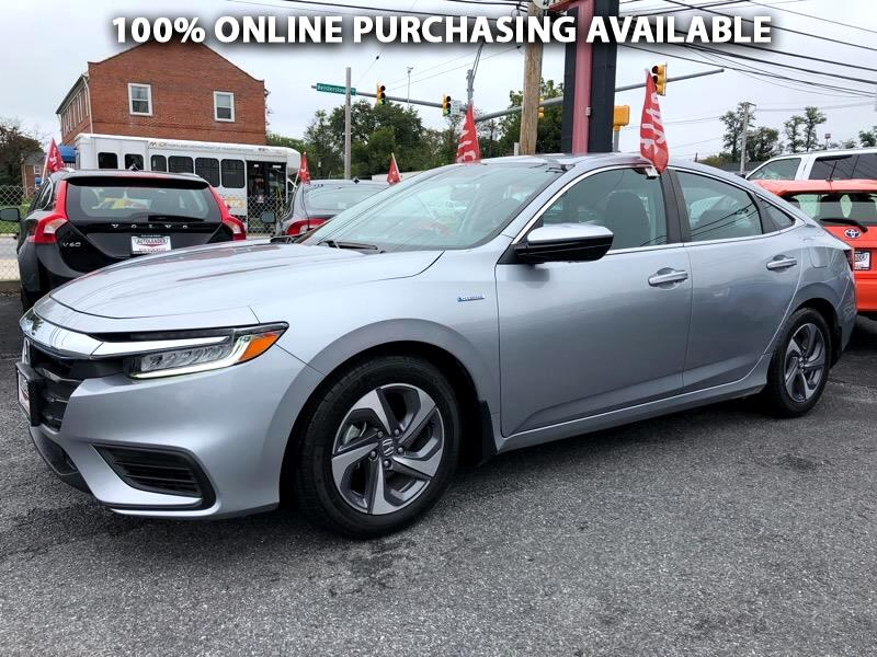 Honda Insight LX CVT 2019