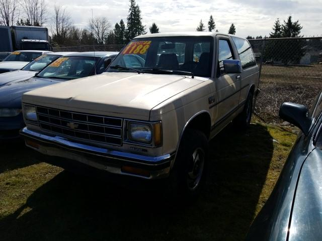 1984 Chevrolet S10 Blazer 4WD