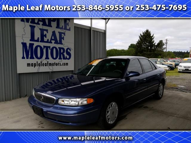 1998 Buick Century 4dr Sdn Limited